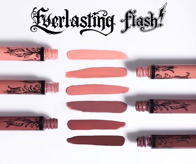 Sephora: Kat Von D Everlasting Flash Set