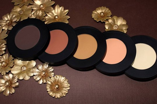 Melt Cosmetics: Rust Stack Eyeshadow Collection