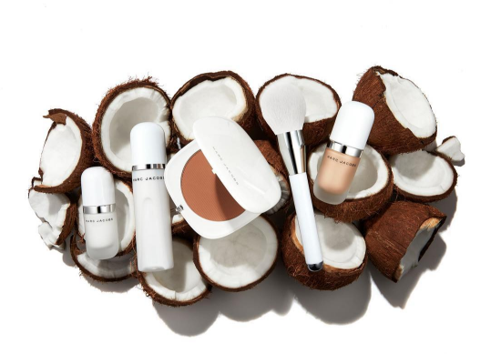 Marc Jacobs: Coconut Glow Collection