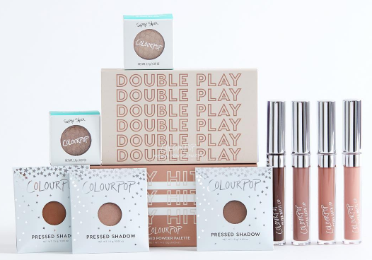Colourpop: Phase 3 Sand Collection