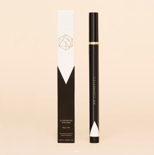 EM Cosmetics: Illustrative Eyeliners