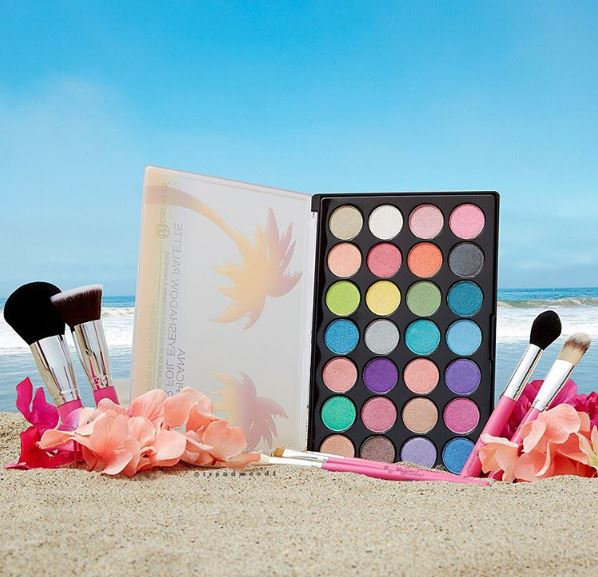 BH Cosmetics: Club Tropicana Eyeshadow Palette