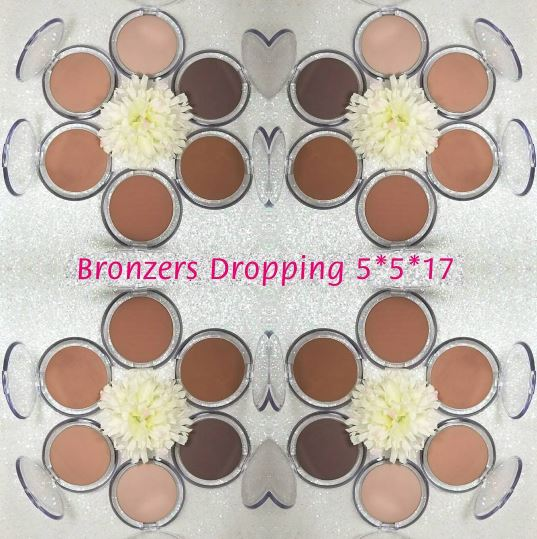 Devinah Cosmetics: Natural Sunkiss Bronzers