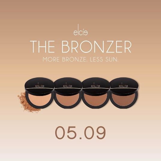 Elcie Cosmetics: The Bronzers