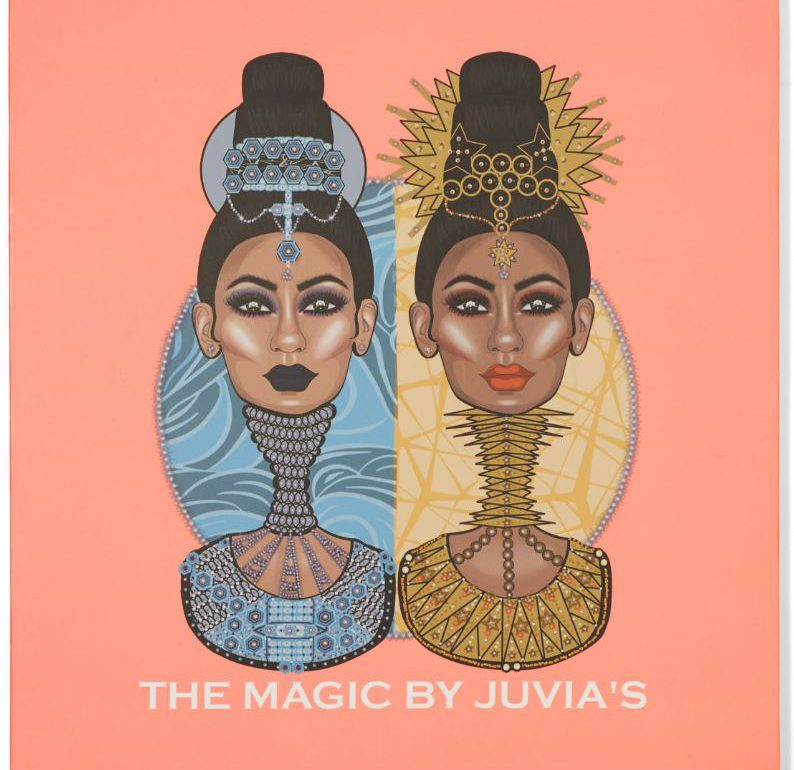 Juvias Place: The Magic Palette