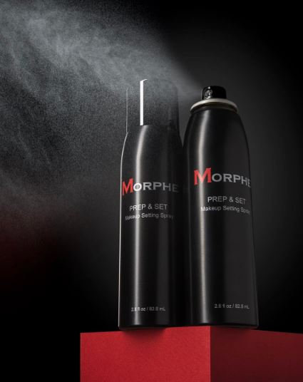 Morphe: Prep & Set Spray