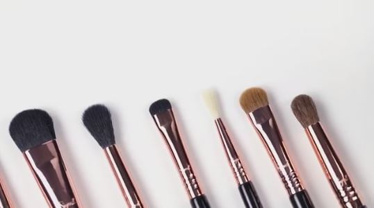Sigma Beauty: Ultimate Copper Eye Brush Set