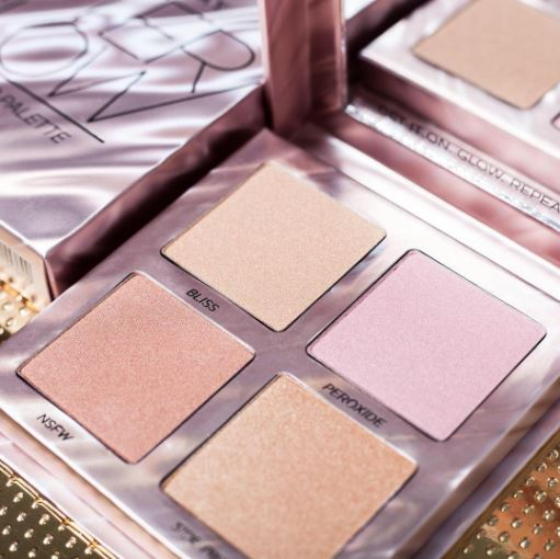 Urban Decay: Afterglow Palette