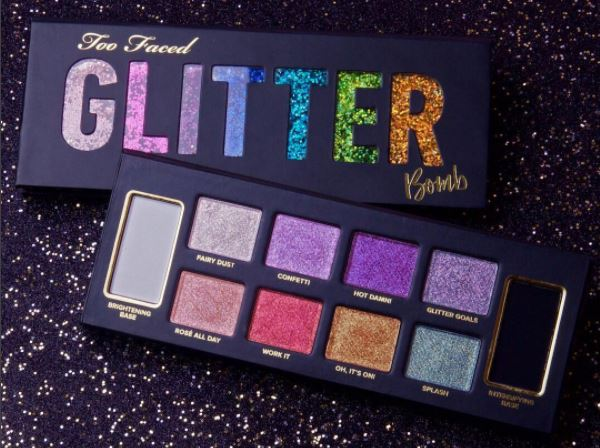 Too Faced: Glitter Like You Mean It Collection