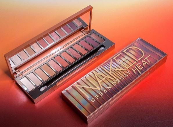 Urban Decay: Naked Heat Collection