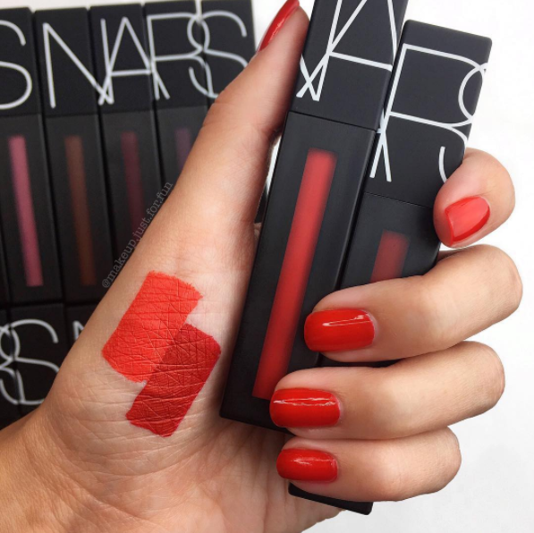 NARS: Power Matte Lip Pigment & Precision Lip Liner