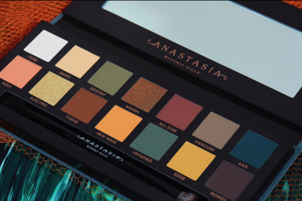 Anastasia Beverly Hills: Subculture Palette