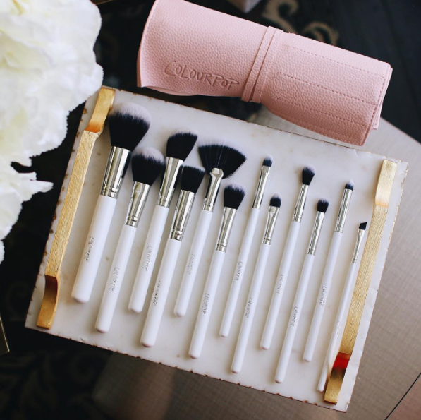 Colourpop: Brushes & Concealer