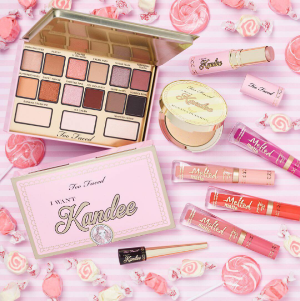 Too Faced X Kandee Johnson