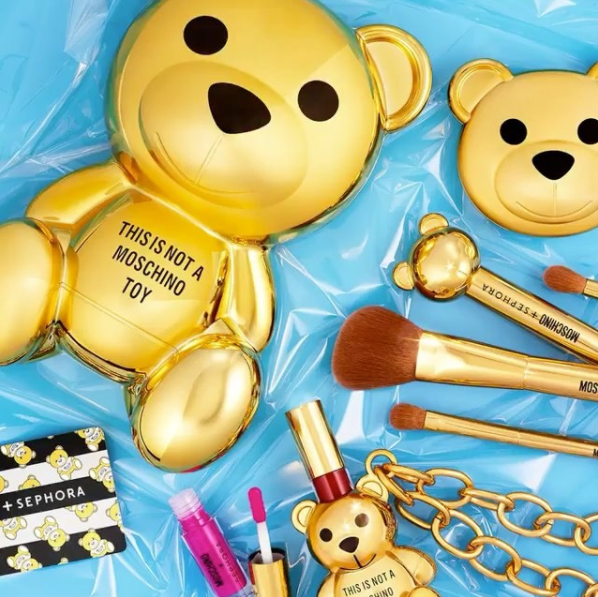 Sephora X Moschino Collection
