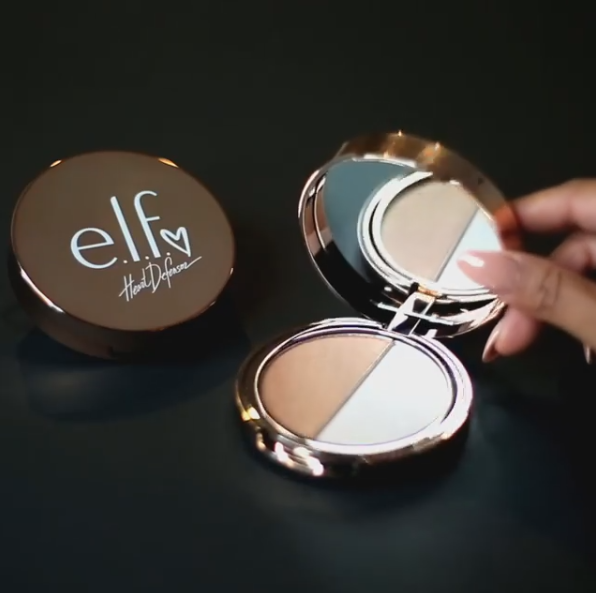 e.l.f X Heart Defensor: Highlighter Duo | Collab Details