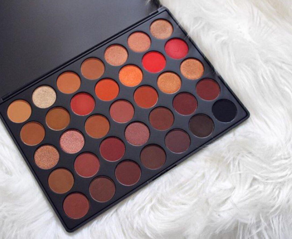 Morphe: 35O 2 Second Nature Eyeshadow Palette