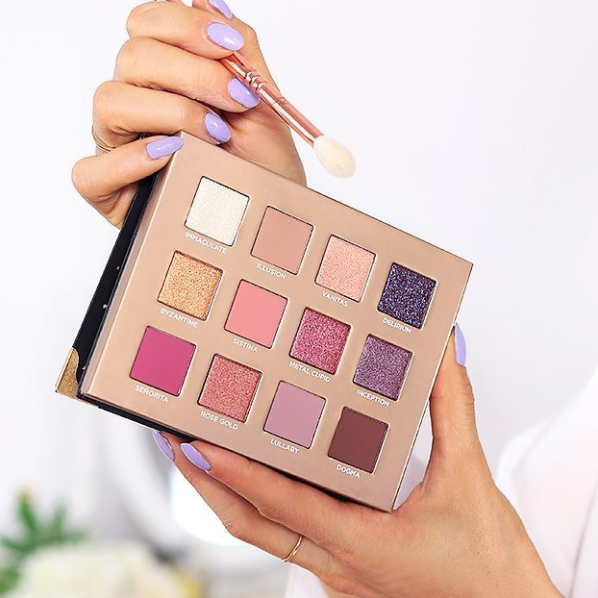Nabla: Dreamy Eyeshadow Palette