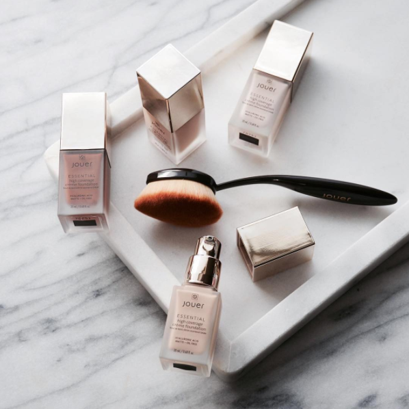 Jouer: Essential High Coverage Crème Foundation