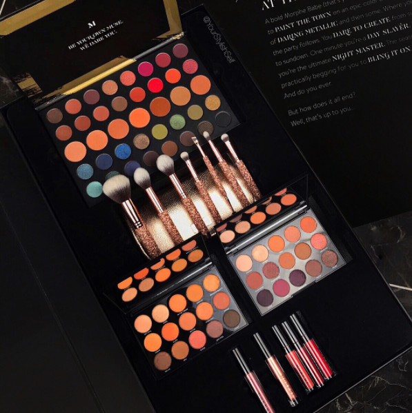 Morphe: Dare To Create Collection
