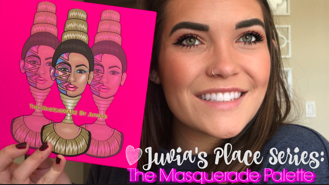 Juvia's Place Series: The Masquerade Palette ♡ FIRST IMPRESSION + GRWM ♡