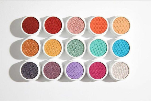 Colourpop: New Super Shock Shadows