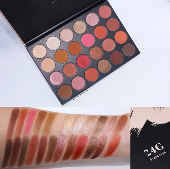 Morphe: Grand Glam Palette