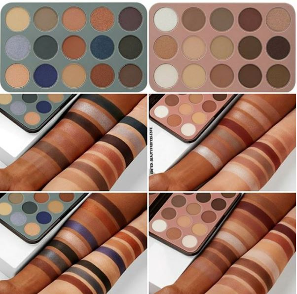Bh Cosmetics Glam Reflection Swatches Details Makeup Fomo