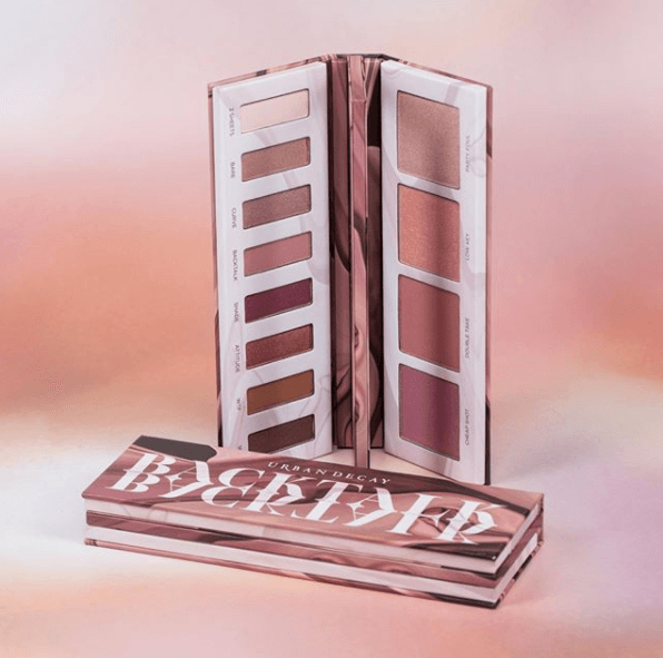 Urban Decay: Back Talk Palette
