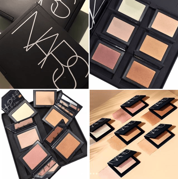 NARS: Change of Sheen Collection