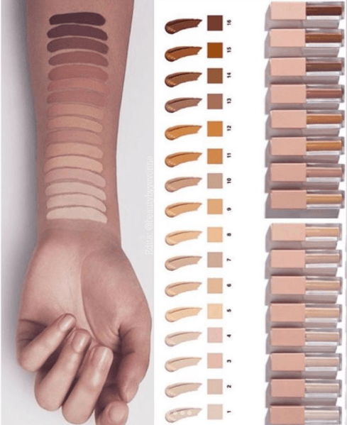 KKW Beauty: Conceal, Bake, & Brighten