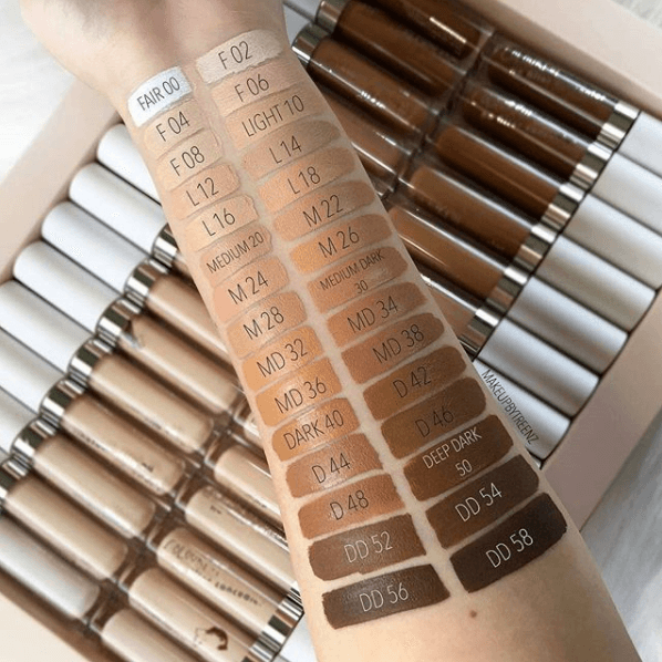 Colourpop: No Filter Concealer Collection
