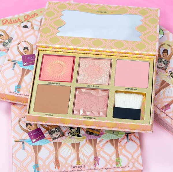 Benefit Cosmetics: Blush Bar Palette