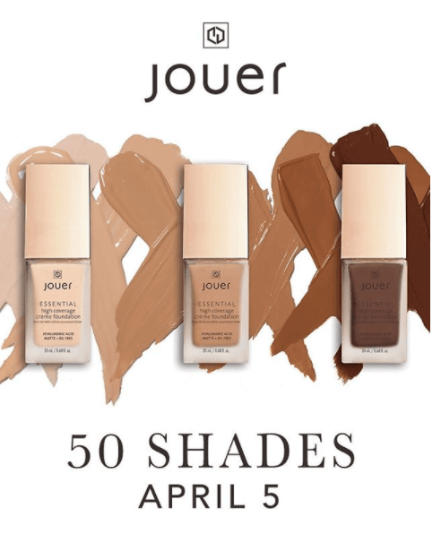 Jouer: High Coverage Creme Foundation