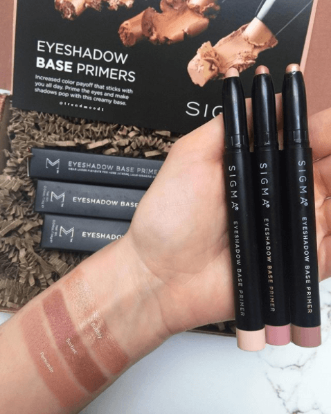 Sigma: Eyeshadow Base Primer