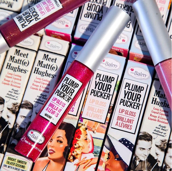 The Balm Plump the Pucker