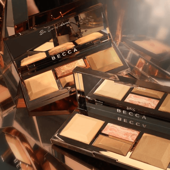 Becca: Be A Light Palettes