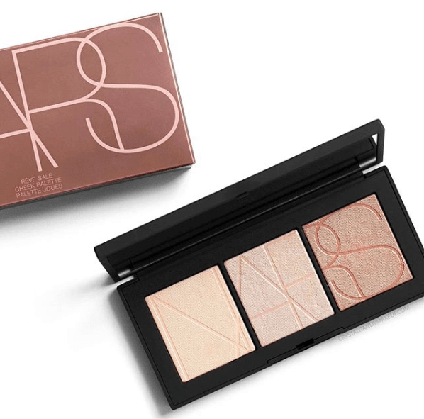 NARS: Easy Glowing Palettes