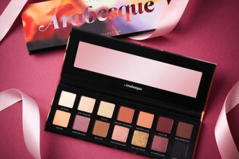 Bad Habit: Arabesque Eyeshadow Palette