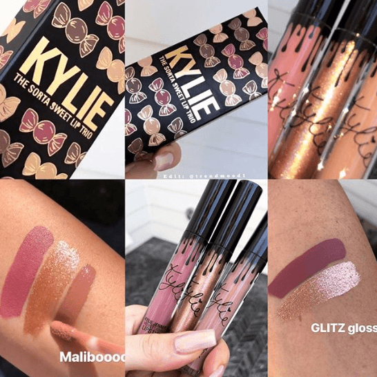 Kylie Cosmetics: Sorta Sweet Collection