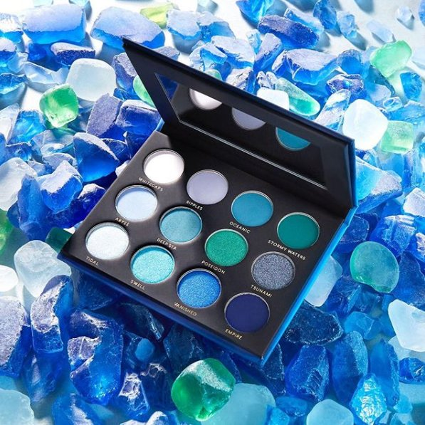 Face Candy: Atlantis Palette
