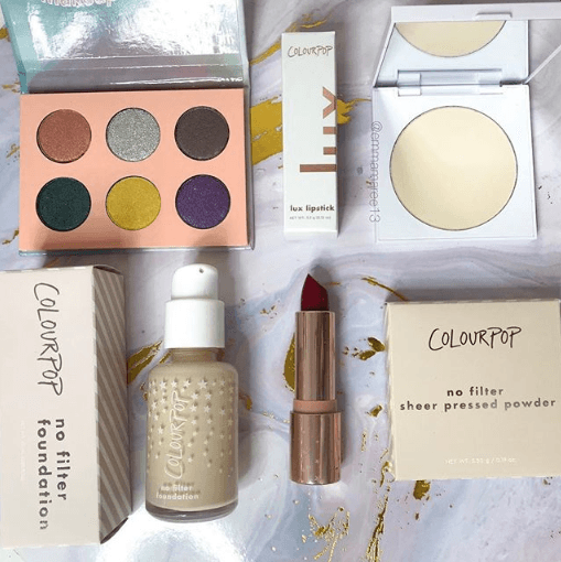Colourpop: Makeup Your Mind Palette