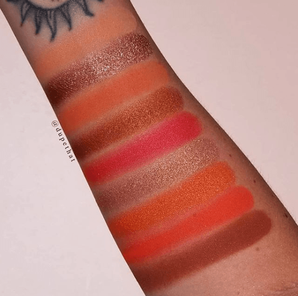 Colourpop: Sol Y Mar Eyeshadow Palettes