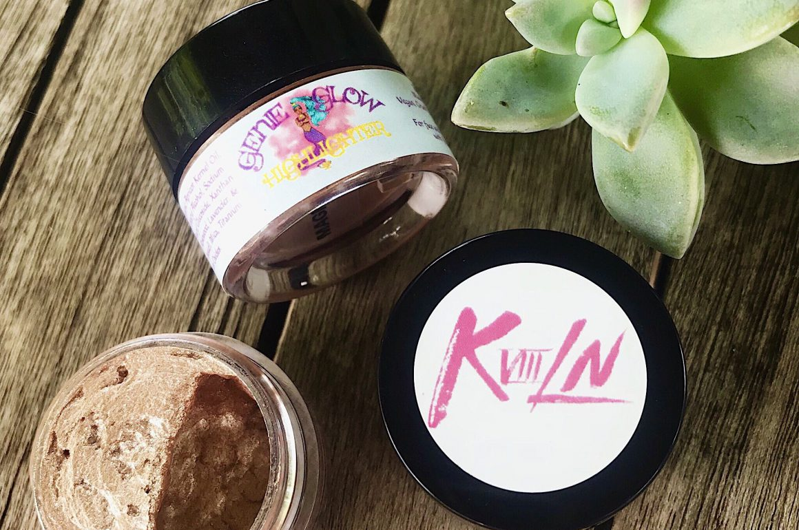 KVIIILN: Genie Glow Highlighters