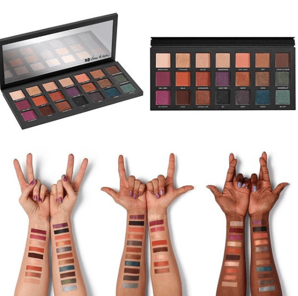 Urban Decay: Born To Run Collection