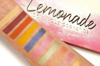 Dominique Cosmetics: Lemonade Collection