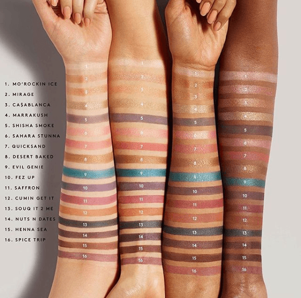 Fenty Beauty: Moroccan Spice Collection
