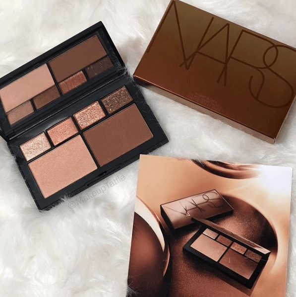 NARS: Atomic Blonde Eye & Cheek Palette