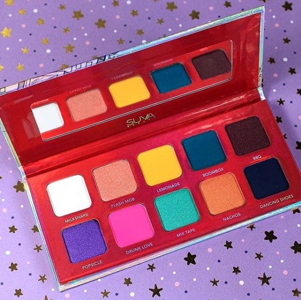 Suva Beauty: Block Party Collection