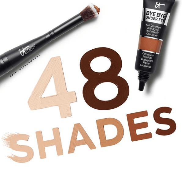 IT Cosmetics: Bye Bye Under Eye Concealer Shades